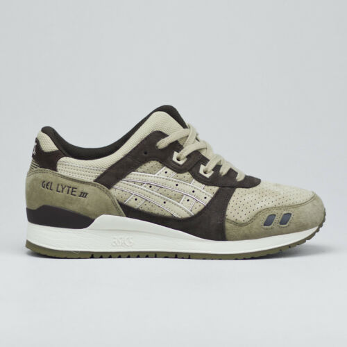 Asics Gel Lyte III Shoes 'Flavour Pack' Sand//Sand new in box UK Size 6,7,8