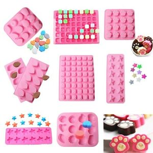 Silicone-Alphabet-Star-Cake-Chocolate-Mold-Ice-Cube-Soap-Jelly-Baking-Mould-Tray
