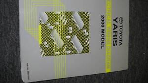 image is loading 2008-toyota-yaris-electrical-wiring-diagram-shop-repair-