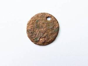 römische Münze #183 - Chemnitz, Deutschland - römische Münze #183 - Chemnitz, Deutschland