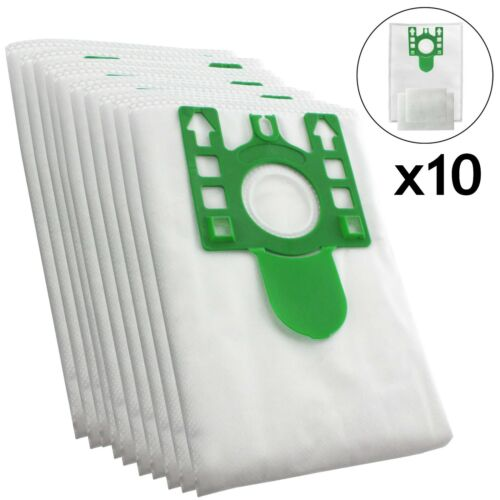 10 X Tipo U Hyclean Sacchetti Per Aspirapolvere Per Miele Hoover DUST BAG s7280 FILTRI