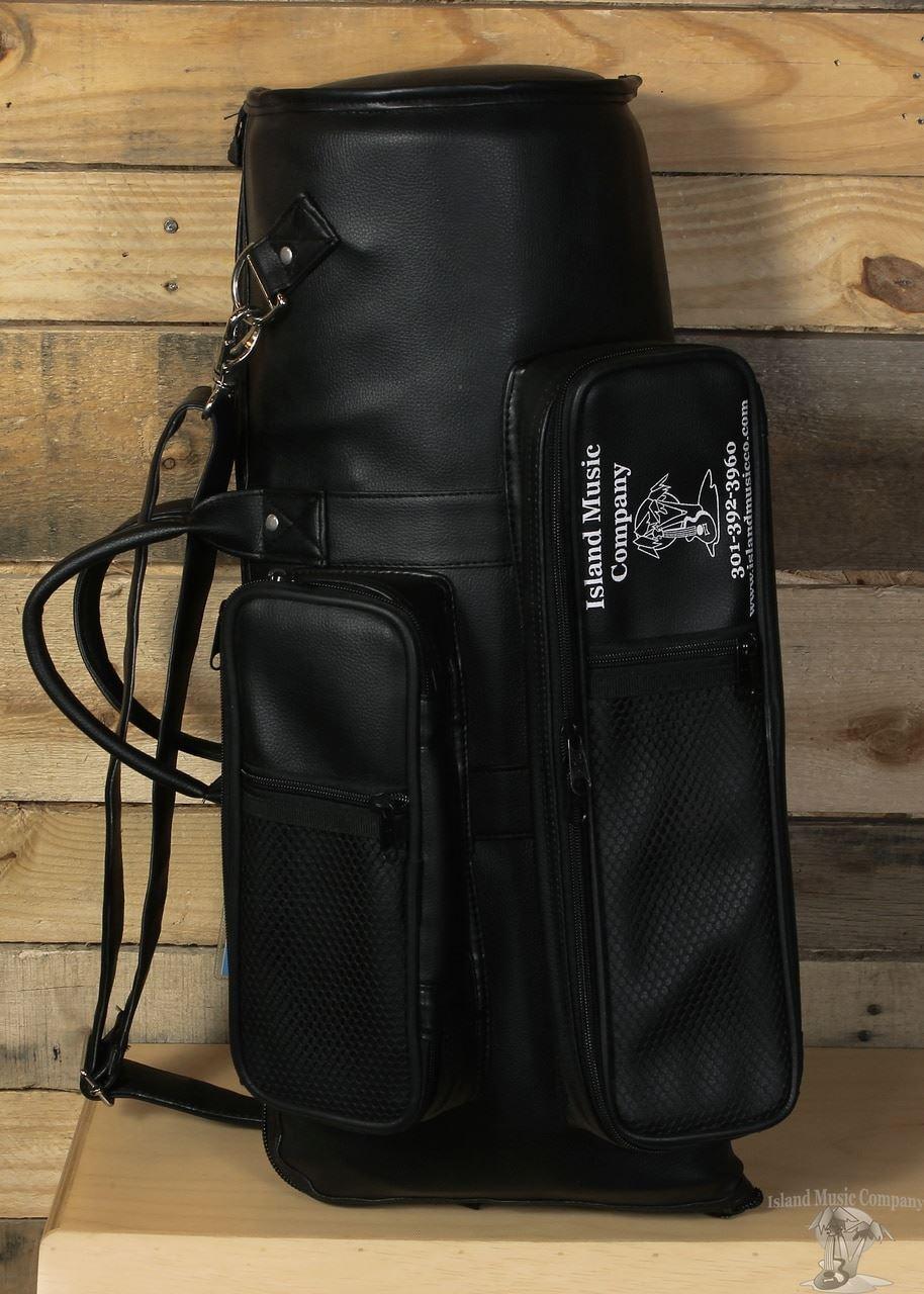 Island Music Pro Gig Gear - Leather Trumpet Bag