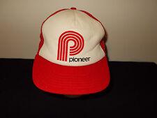 VTG-1980s Pioneer speakes snapback mesh trucker hat sku20