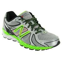 New Balance M870v3 Silver Green Men's Running Shoes Size 12.5 D - Medium