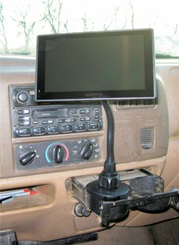 Cup Holder Mount for Garmin Drive Track 70 DriveTrack 71 GVDS