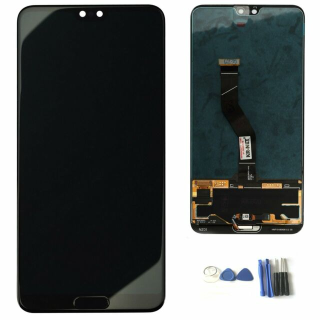 OEM Huawei P20 Pro LCD Display Touch Screen Digitizer W/ Fingerprint  Replacement