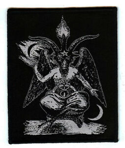 Goat-of-Mendes-Patch-Satan-Occult-Pagan-Witch-Metal-Goat-The-Devil-Baphomet