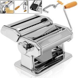 monzana-Nudelmaschine-Edelstahl-Pastamaschine-Spaghetti-Pastamaker-20cm-x-20cm