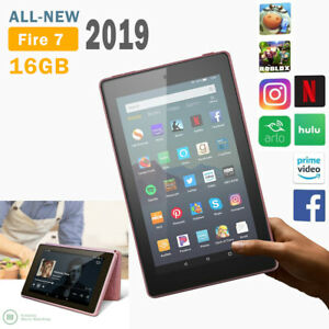 2019-Amazon-Kindle-Fire-7-Tablet-pc-9th-Generation-7-039-039-display-16GB-with-Alexa