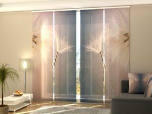 """Curtains, Drapes & Valances Home & Garden Humble Fotogardine """"löwenz"""" Foto Schiebevorhang Schiebegardine Vorhang Gardine Nach Maß"""