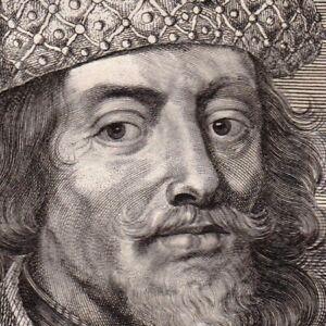 Portrait-XVIIIe-Guillaume-III-De-Hainaut-Willem-III-Van-Holland-Willem-De-Goede