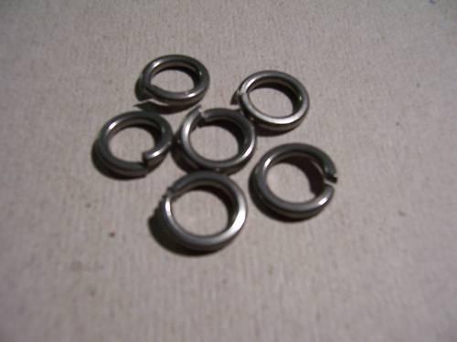 100St. Federringe DIN 7980, V2A rostfrei, 3,0mm