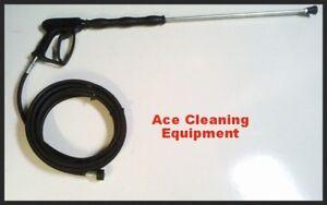 High-pressure-hose-with-trigger-lance-and-jet-Karcher-Wesley-Ehrle-Cleanwell
