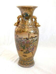 Asiatische-Vase-Japanische-Gesellschaft