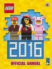 LEGO Official Annual 2016 by Penguin Books Ltd (Hardback, 2015)