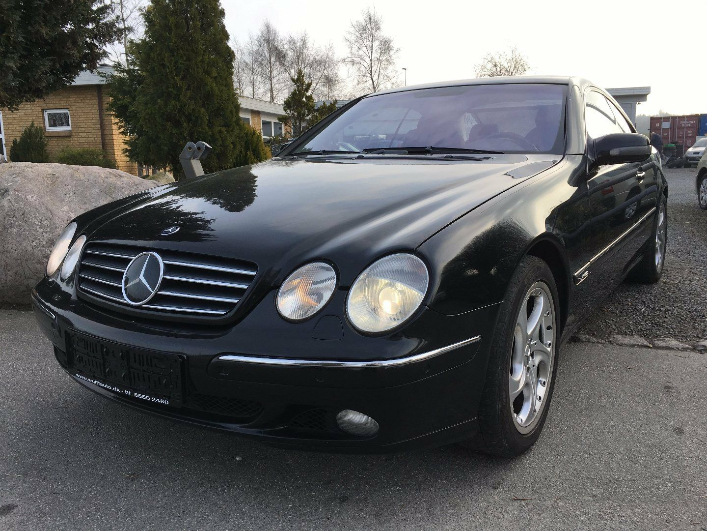 Mercedes CL600 5,8 aut. 2d