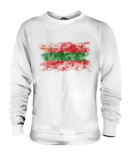 TRANSNISTRIA DISTRESSED FLAG UNISEX SWEATER TOP GIFT SHIRT CLOTHING JERSEY