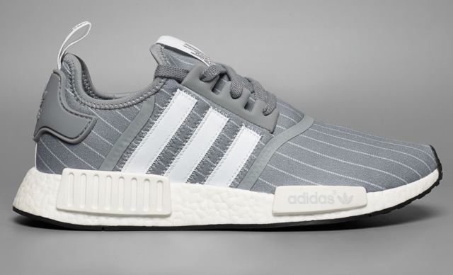 7f482b7d2 adidas NMD R1 US 9.5. Bedwin Heartbreakers Grey Bb3123 Pinstripe Ultra  Boostrare for sale online