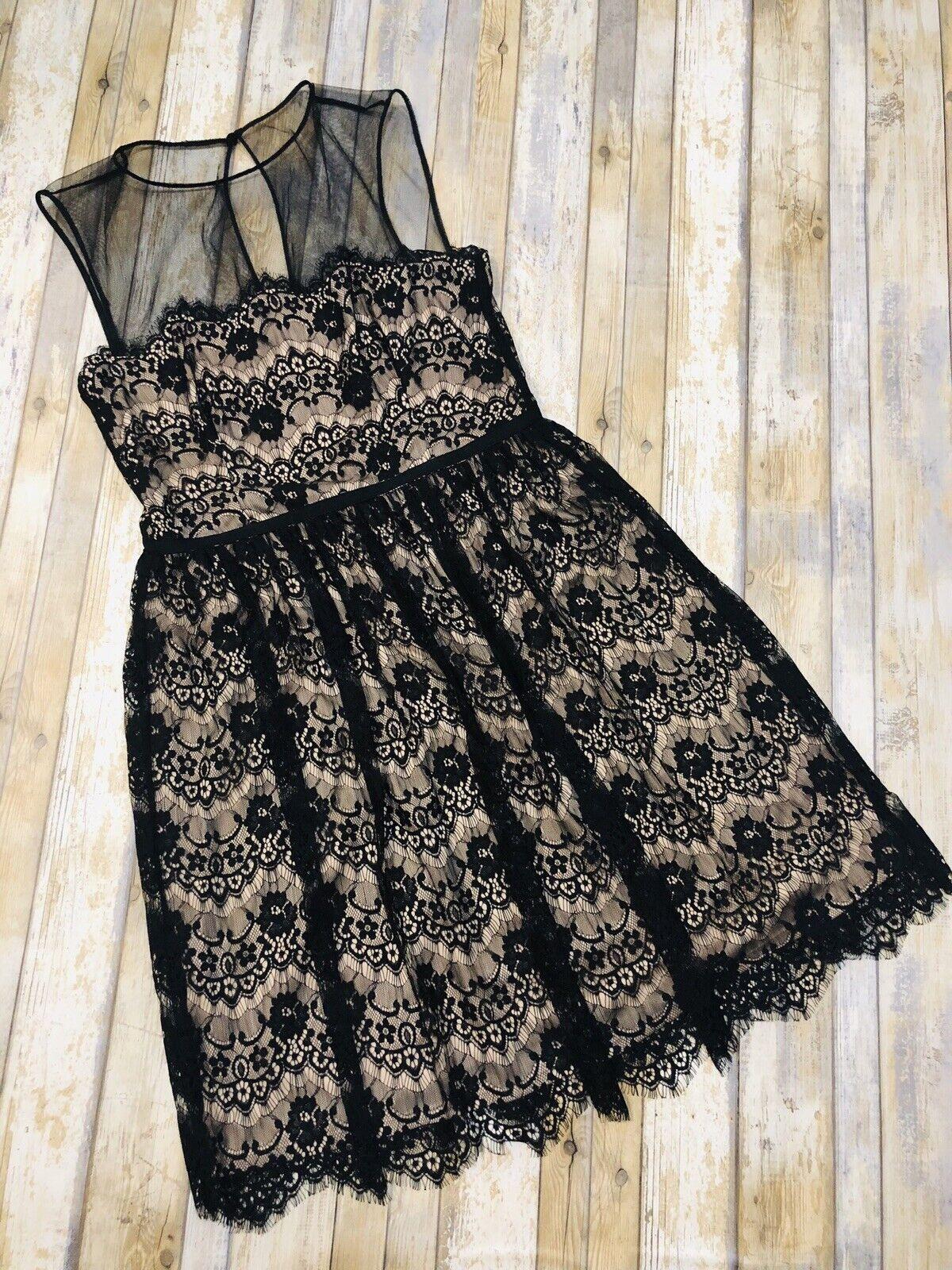 Maggy London lace dress 8. Originally