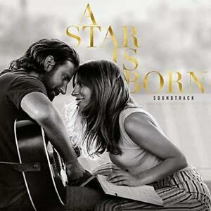 Lady Gaga Bradley Cooper - A Star Is Born Soundtrack (NEW 2 VINYL LP) 602567775546