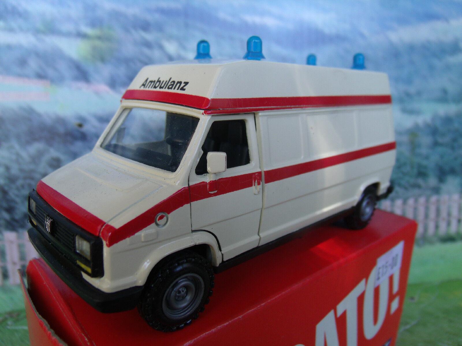 Para tu estilo de juego a los precios más baratos. 1 43 43 43 NZG (Alemania) Fiat Ambulancia Van  Tienda de moda y compras online.