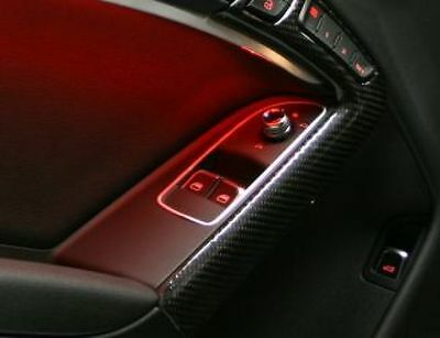 Audi A5 S5 RS5 Alu Zierrahmen Lichtschalter S-line exclusive line 8T 8F