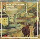 Felix Weingartner: Symphony No. 3; Lustige Ouvertre Super Audio Hybrid CD (CD, Jul-2006, CPO)