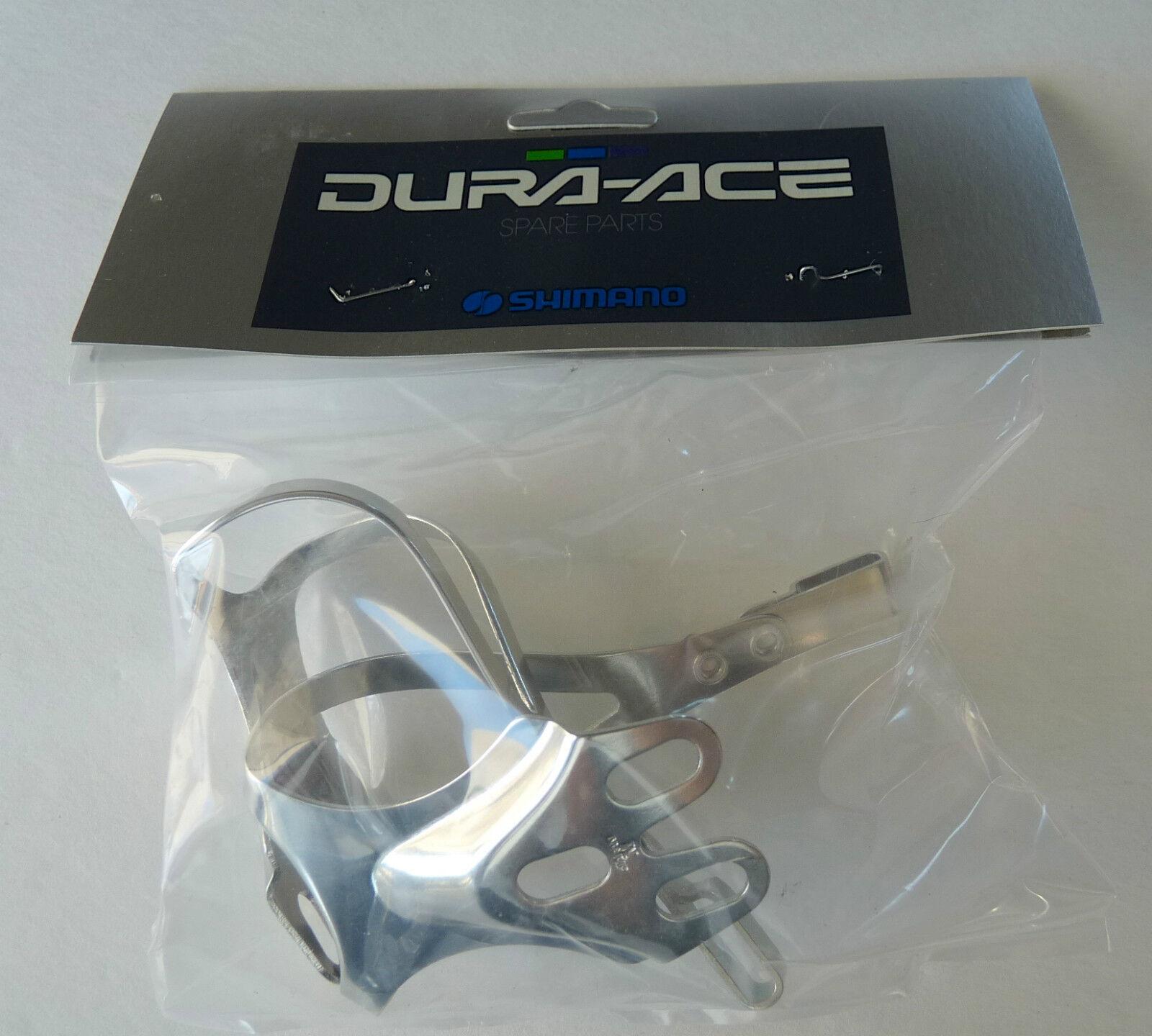 Dura Ace Toe Clips For 7400 Pedal Medium Shimano Vintage Bike LAST SET NOS