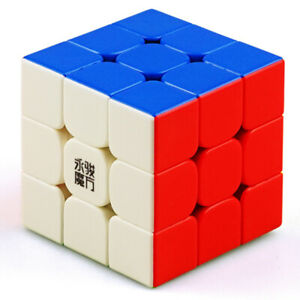 YongJun-YULONG-2M-Top-Speed-Smooth-3x3x3-Magic-Cube-Stickerless-Magnetic-Version