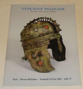 Catalogue-de-Ventes-Vincent-WAPLER-Juin-2006-Bijoux-Tableaux-Archeologie