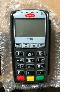 Details about New INGENICO IPP320 Debit Credit POS Retail Terminal Reader  Keypad