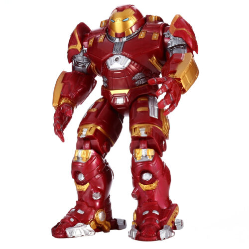 Action Figures 17cm Hulk Thor Captain America Iron Man The Avengers 2 Collection
