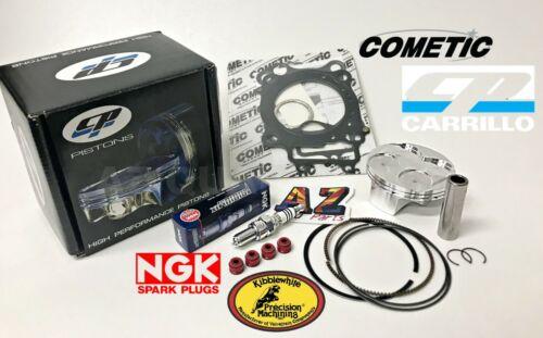 04-17 Honda CRF250X CRF 250X 78mm Stock Bore 13.5:1 CP Piston Gakset NGK Plug