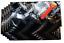 "miniatuur 1 - Dynamat Xtreme Extreme BULK 9ea (9 sheets) 24""x12"" Sheets 18 FT & Roller"