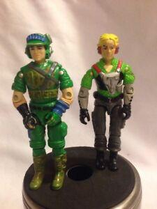 G.I Joe version 1 1987 Blaster ARAH