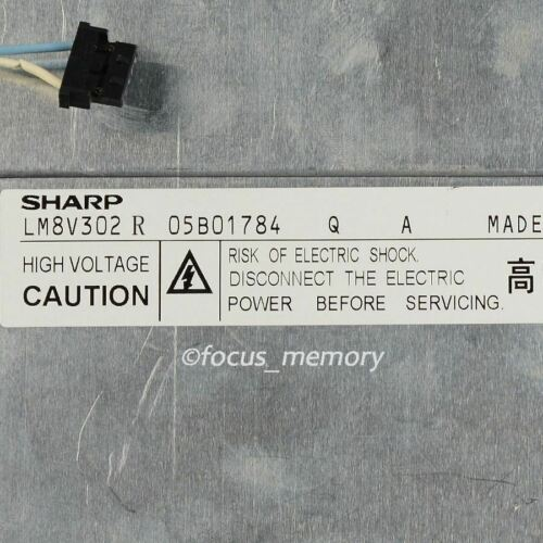 """7.7/""""  SHARP  LM8V30     LM8V302R LCD DISPLAY SCREEN PANEL  Replacement"""