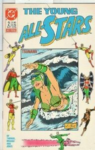 The Young All-Stars (1987-1989) DC Comics #2