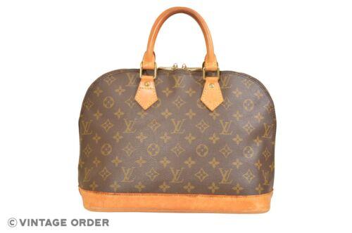 Louis Vuitton Monogram Alma Hand Bag M51130 - G009