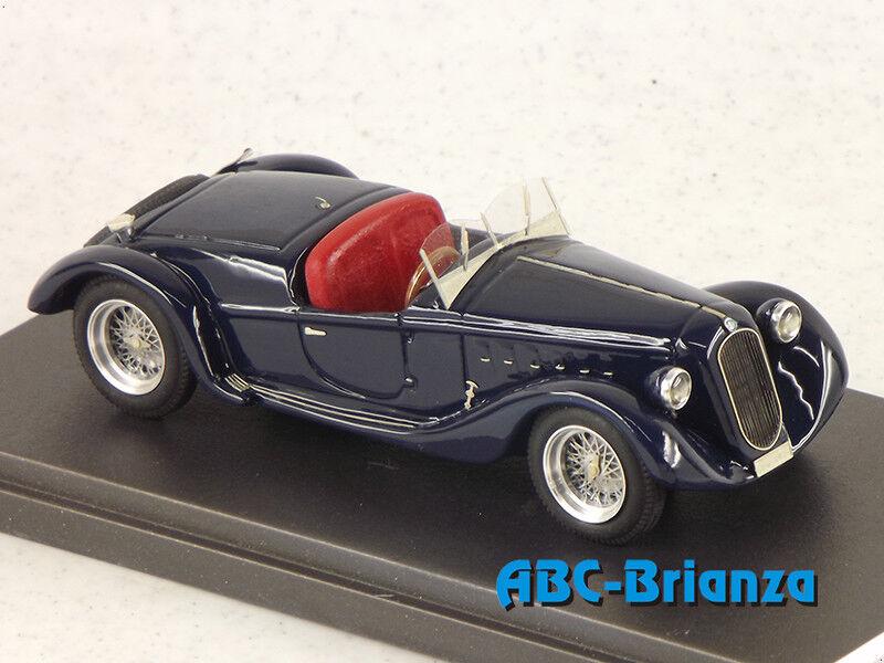 AM43357 Alfa Romeo 6c 2300 Spyder Brianza 1937 blueE