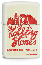 Zippo Rolling Stones New York City June 1975 Cover 2003528  Neu Feuerzeug