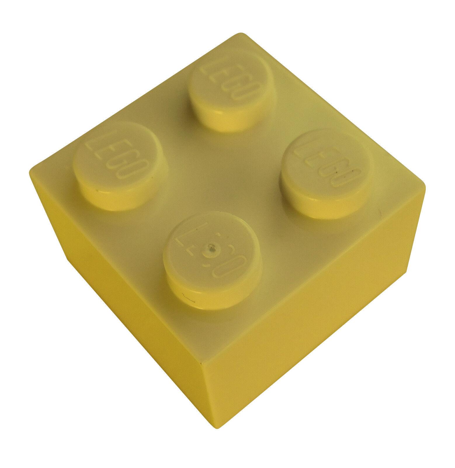Lego 50 Stück Stein 2x2 orange 3003 Neu Steine Basicsteine Bausteine Basics
