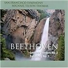 Ludwig van Beethoven - Beethoven: Symphony No. 7; Leonore Overture No. 3 (2012)