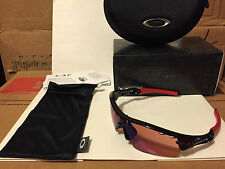 NEW Oakley Radar Path AF Sunglasses Polished Black / G30 Iridium Vented, 24-408J
