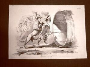 Incisione-d-039-allegoria-e-satira-Ingresso-in-Parma-e-Modena-Don-Pirlone-1851