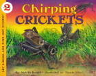 Chirping Crickets by Melvin Berger (Paperback, 1998)