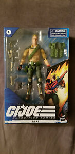 "Hasbro GI Joe Classified Series Duke 04 6"" Figure New"