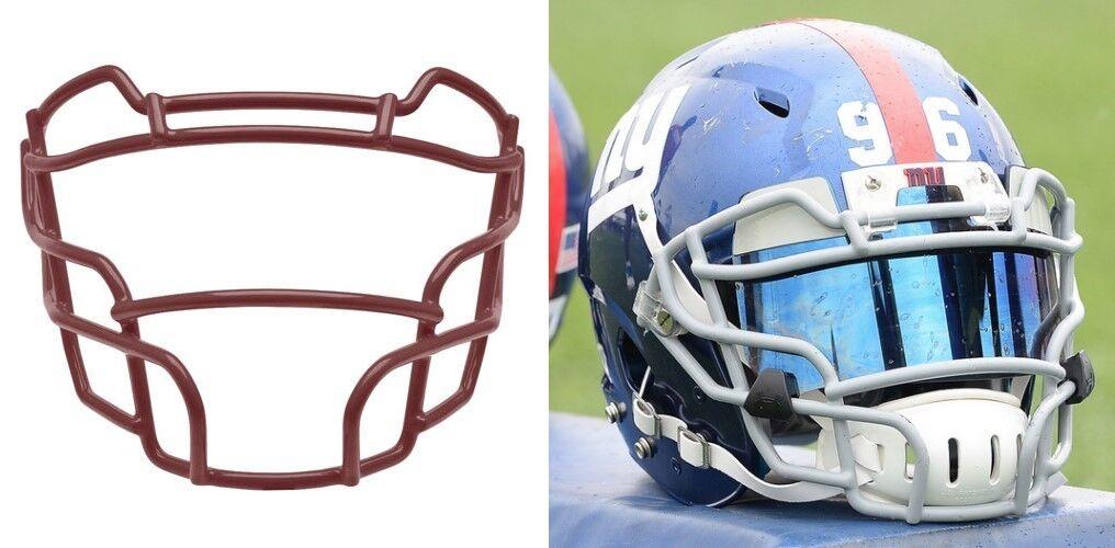 Schutt Vengeance V-ROPO-PR Vuxen universitets fotbollshjälm Facemask MAROON