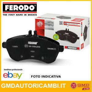 Kit PASTIGLIE FRENO FERODO RENAULT CAPTUR0.9 TCe 90 KW:66 dal 13>