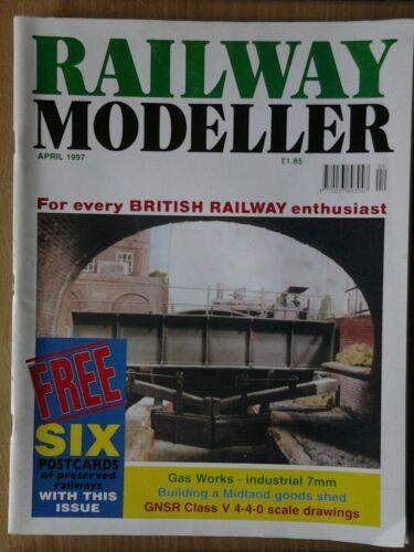 Railway Modeller Magazine - Various Issues 1997