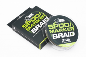 Nash Spod & Marker Braid - 300m - Green or Yellow